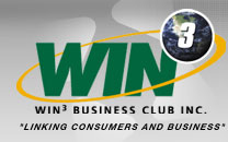 Welcome to Win 3 Business Club